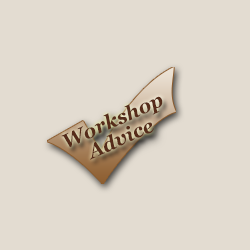 Workshop Advice