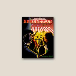 Homunculus Graphic Novel